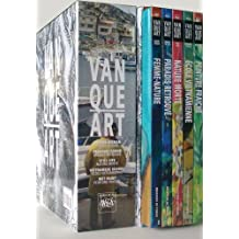 Van Que Art (5 books in a Slipcase) (Bibliophile Edition of Van Que. English/French Edition) (English and French Edition): 1