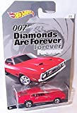 hotwheels diamonds are forever mustang mach 1 car 1.64 scale model