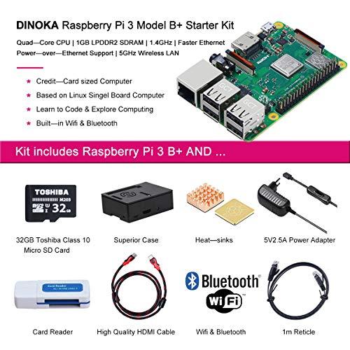 Zoom IMG-1 dinoka raspberry pi 3 modello