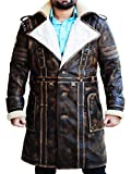 Leatherly Elder-Arthur-Maxson-Fallout-4-Leather-Fur-Collar-Battle-overcoat-Trench-Jacket-l
