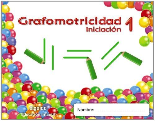 Trazos y trazos 1 iniciación grafomotricidad educación infantil (educación infantil algaida grafomotricidad) - 97884