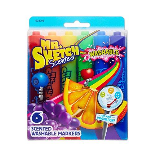 sanford-mrsketch-scented-washable-marker-set-6-pakage-chisel