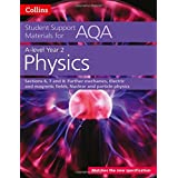 AQA A level Physics Year 2 Sections 6, 7 and 8