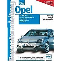 Opel Astra H, (Ottomotoren) 1.4- und 1.6-Liter Twinport Ecotoec ab