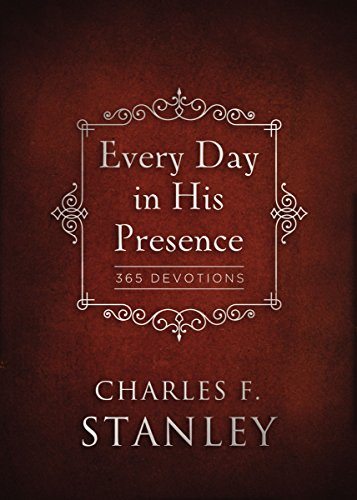 Every Day in His Presence (English Edition)
