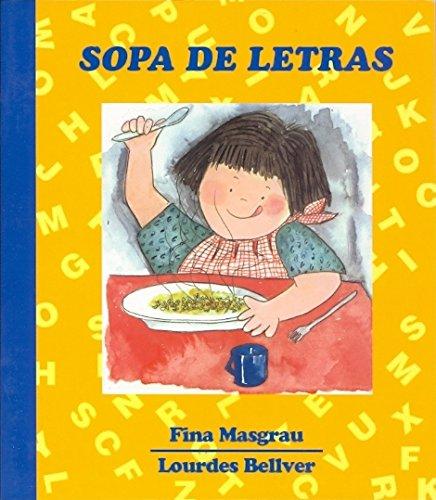 Sopa de letras (El Triciclo) por Fina Masgrau Plana