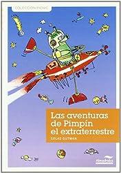 Las aventuras de Pimpín el extraterrestre