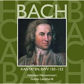 """Cantata No.150 Nach dir, Herr, verlanget mich BWV150 : IV Chorus - """"Leite mich in deiner Wahrheit"""" [Choir]"""