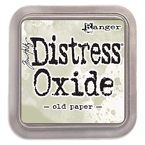 Tim Holtz Distress Oxides - Old Paper - Release 4 - Distress Papier