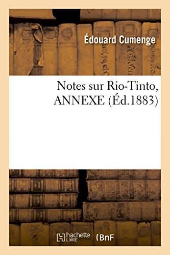 notes-sur-rio-tinto-annexe-litterature