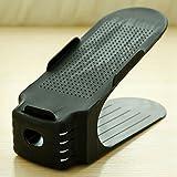 lzn Einfach Schuhregal Schuhschrank Langlebig einfach Kunststoff