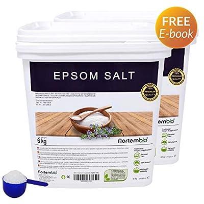 Epsom Salz NortemBio Konzentrierte