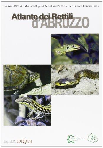 Atlante dei rettili d'Abruzzo (Naturaviglia)