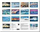 EISWELTEN: Original Stürtz-Kalender 2018 - Großformat-Kalender 60 x 48 cm -