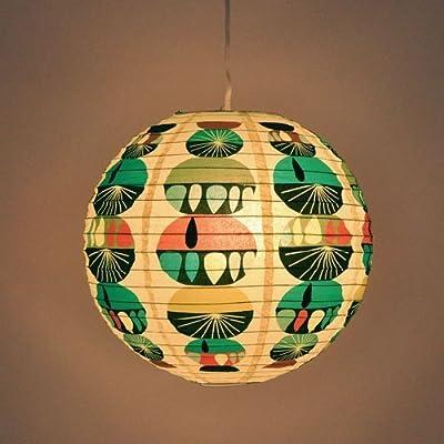 Blue Q - Design Papierlampe Lampenschirm Hängelampe - Astra von Blue Q bei Lampenhans.de