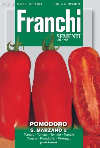 Franchi Tomato San Marzano Tomatensamen