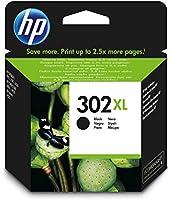 HP 302XL F6U68AE cartouche d'encre noire grande capacité authentique pour HP DeskJet 1110/2130/3630series, HP OfficeJet...