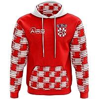 Airo Sportswear 2018-2019 Croatia Home Concept Hoody (Kids)
