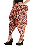 Floral Dhoti Pants for Girls & Women - M...