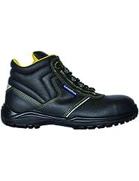 GOODYEAR , Chaussures de sécurité pour homme Noir Schwarz/Gelb 43