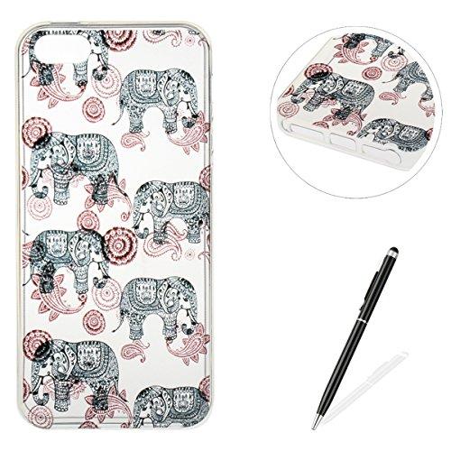 iphone-5-5s-se-covermagqi-morbido-ultra-sottile-tpu-silicone-gel-custodia-paraurti-trasparente-case-