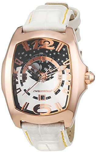 Chronotech Damen-Armbanduhr Analog Quarz Leder CT7979L/05