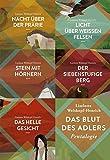 Das Blut des Adlers: Pentalogie. Band 1bis 5 - Liselotte Welskopf-Henrich