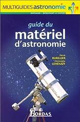 Guide du matériel d'astronomie