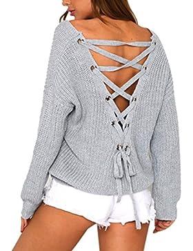 Apparel Damen Sweater Reizvoll V