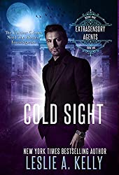 COLD SIGHT: Extrasensory Agents Book 1 (English Edition)