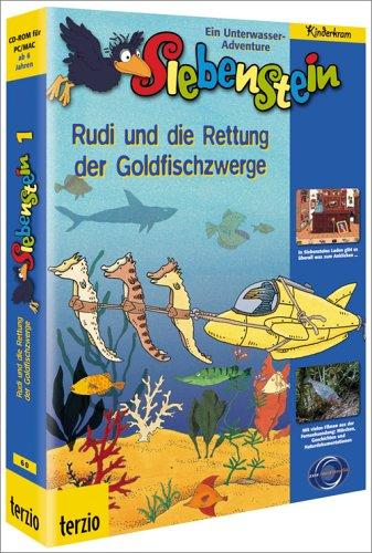 Siebenstein: Rudi und die Rettung der Goldfischzwerge