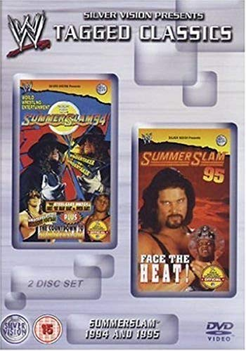 WWE - Summerslam 94 & 95 (2 DVDs)
