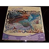 Spirit of Flight a 750 Piece Borders Puzzle By Mega Puzzles by Disney