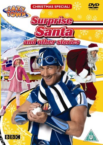 LazyTown: Surprise Santa And Other Stories