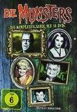 Die Munsters - Die komplette Serie (14 Discs)