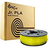 XYZprinting RFPLCXEU03J Filamento PLA, 600 g, Amarillo Claro