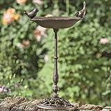 Abreuvoir pour oiseaux Indira H51cm Grille Fonte