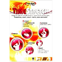 TimeStretch - Tempo changing software (PC DVD) (French Language Only)