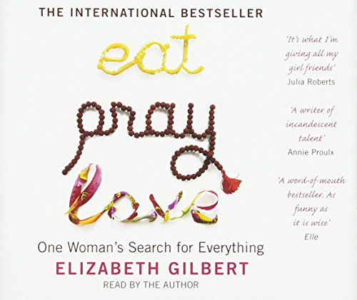 Eat, Pray, Love (Audio)