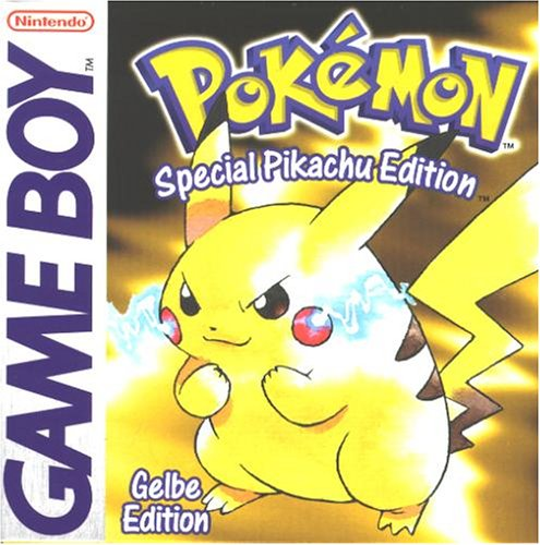 Pokémon - Gelbe Edition