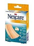 Nexcare N1070B Pflaster Active 6 x 10 cm 10 Stück