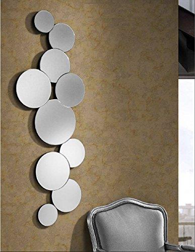 Espejos Modernos Cristal - Circulos II Cristal - iBERGADA