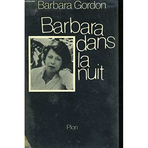 Barbara dans la nuit