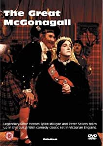 The Great McGonagall [1974] [DVD]