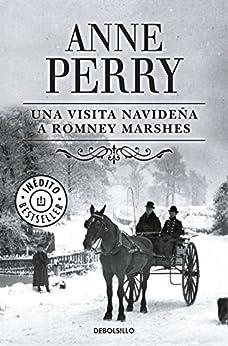 Una visita navideña a Romney Marshes (Historias navideñas) de [ANNE, PERRY]