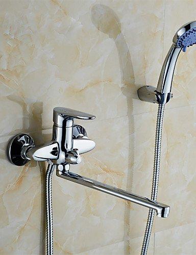 kissrainr-muro-bagno-montato-rubinetto-in-ottone-massiccio-corpo-chrome-surface-rifinito-vasca-da-ba