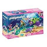 Playmobil Magic 70099 - Cercatori di Perle con Manta, dai 4 anni
