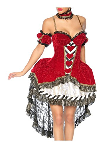 Alice-im-Wunderland-Kostüm von luxury & good Dessous ()