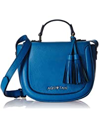 Aquatan Women's Sling Bag (Blue) (AT-S02-03)