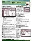 Image de Microsoft Project 2000 Quick Source Guide